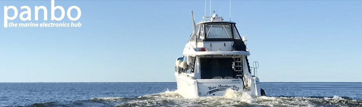 E-Tech electric boat motors, used and distributed by Maine Cat