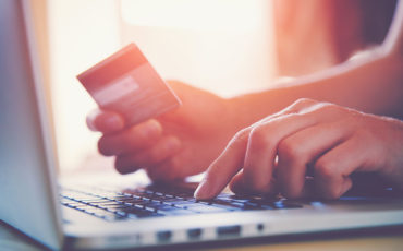 Thanks to online payments time from ordering to shipment  is shortened