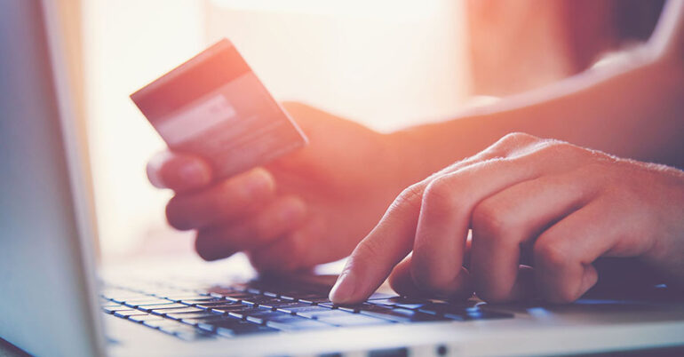 New online payment methods. Easy shopping