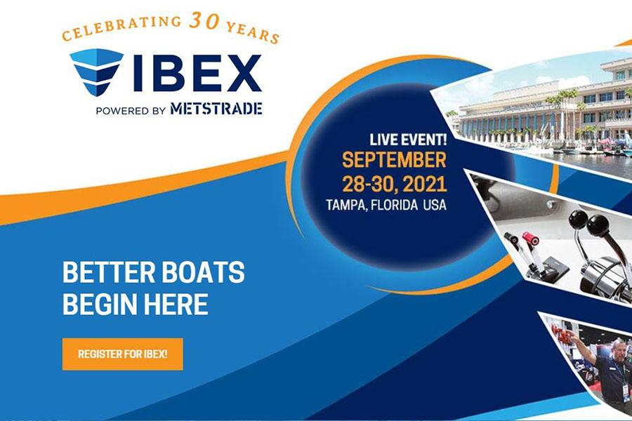 IBEX Show, Tampa, Florida - Live event